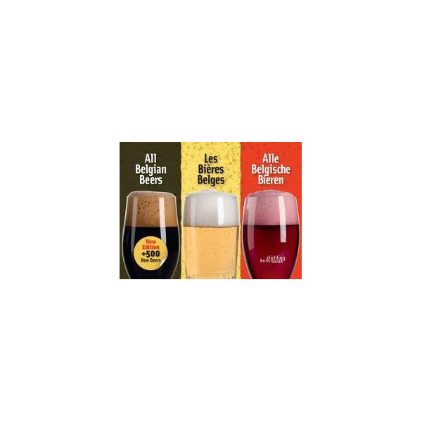 Buy-Achat-Purchase - All Belgian Beers Book - Books -