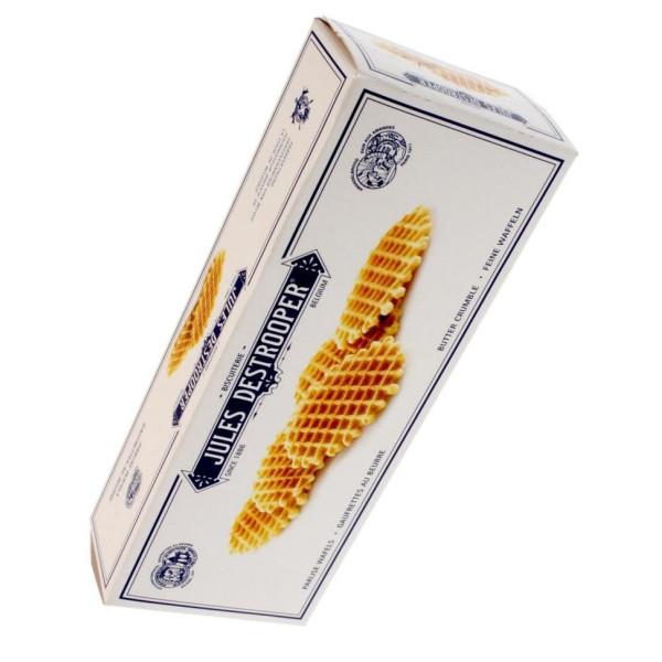 Buy-Achat-Purchase - Jules Destrooper Gaufrettes au beurre 125g - Waffles - Jules Destrooper