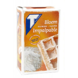 Buy-Achat-Purchase - TIRLEMONT Impalpable icing sugar 250 g - Sugars - Tirlemont