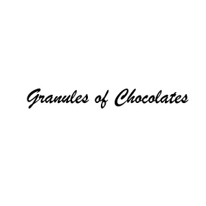 Buy online granules of chocolate at Belgian Food Shop
