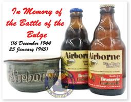 Bastogne Airborne Beers Trio