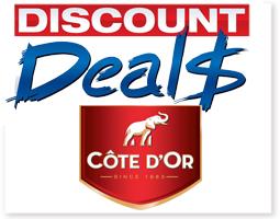 Côte dOr Discount