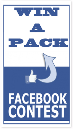 Facbook Contest: Win a Pack