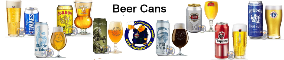 Belgian Beers Cans Shop Online