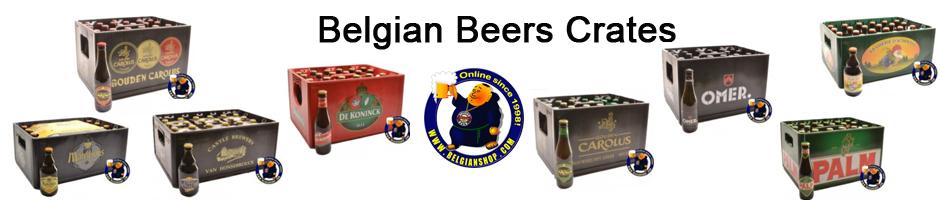 Belgian Beers Crates Shop Online