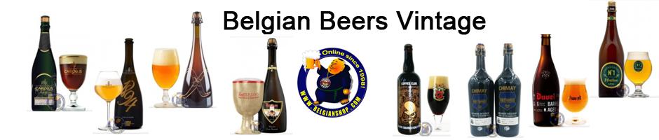 Belgian Beers Vintage Shop Online