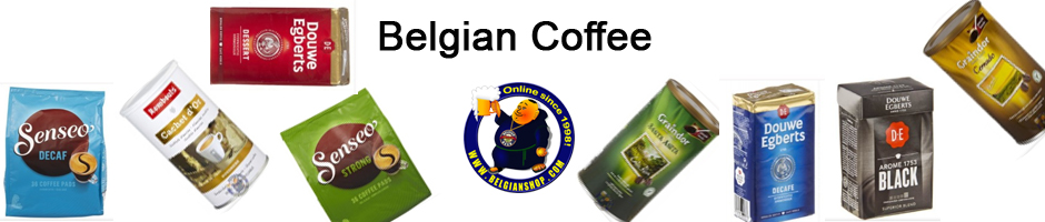 Belgian Coffee Shop Online