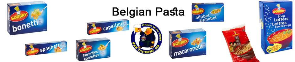Belgian Pasta Shop Online Soubry