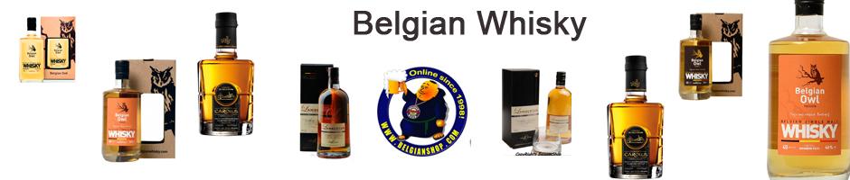Buy Online Belgian Whiskeys