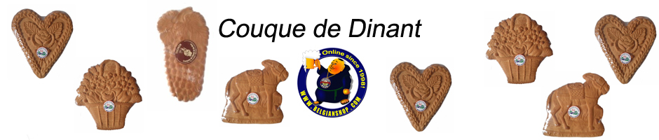 Genuine Couque de Dinant