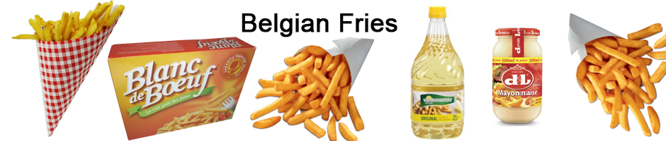 Belgian Fries Shop