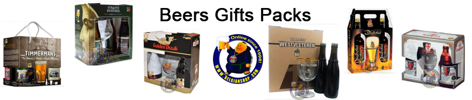 Belgian Beers Gifts Packs Shop