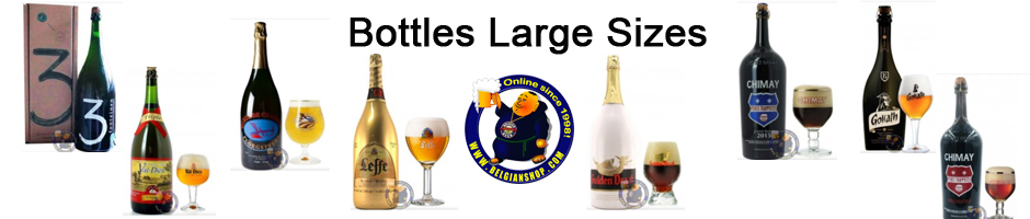 Belgian Beers Bottles Large Sizes Shop