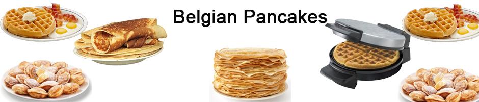 Belgian Pancakes Shop