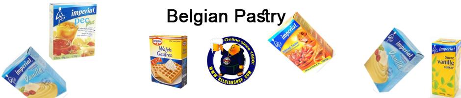 Belgian Pastry Shop