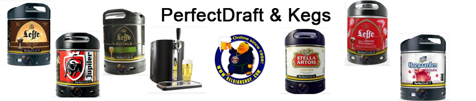 Belgian Beers PerfectDraft Kegs Shop