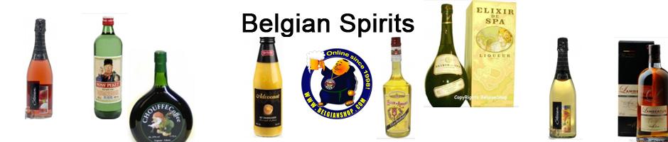 Belgian Spirits Shop Online