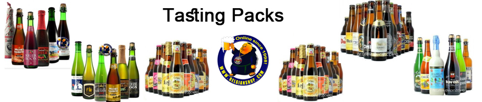 Belgian Beers Tasting Packs Shop Online