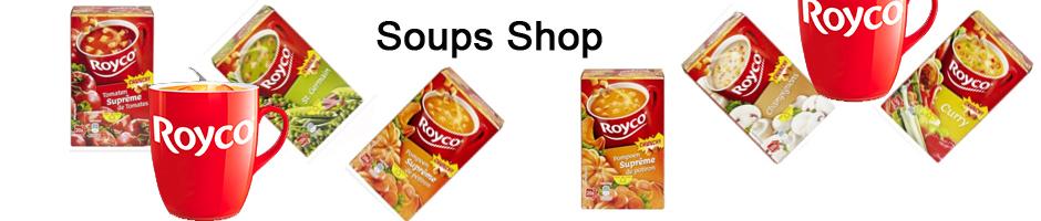 Belgian Soups Shop