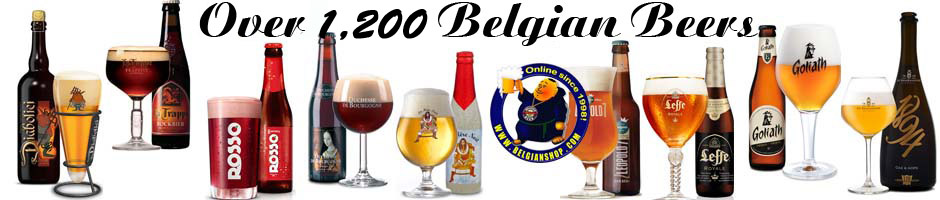 Belgian Beers Shop Online Since 1998