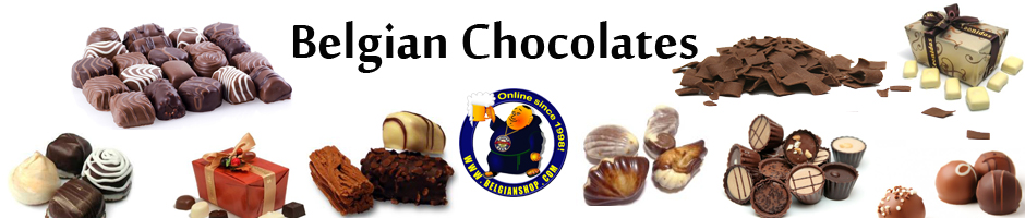 Belgian Chocolates delivered worldwide