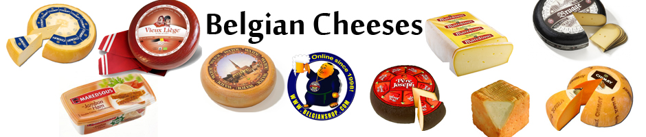 Belgian Cheeses Shop