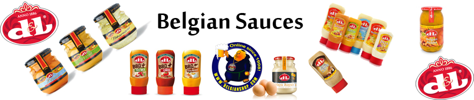 Belgian Sauces Shop -  D&L - La William