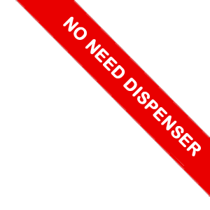 NO NEED DISPENSER 2